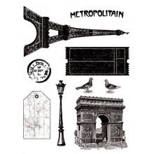 KIT SELLOS ACRILICOS PARIS