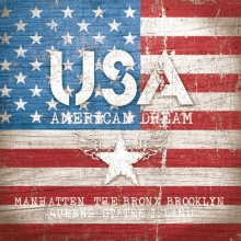 SERVILLETAS AMERICAN DREAM