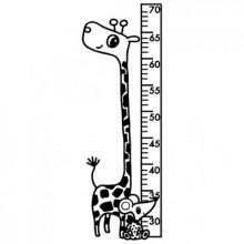 Segell fusta Girafa