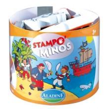 STAMPOMINOS PIRATES