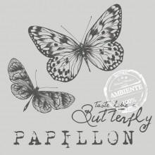 SERVILLETAS PAPILLON SAND