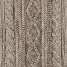 TOVALLONS CABLE STITCH GREY