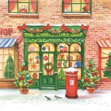 SERVILLETAS THE CHRISTMAS SHOP
