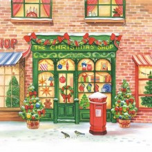 TOVALLONS THE CHRISTMAS SHOP