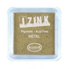 TINTA IZINK METAL GOLD