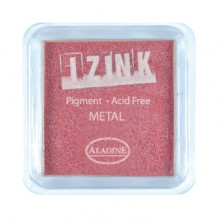 TINTA IZINK METAL RED