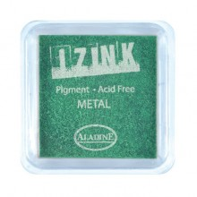 TINTA IZINK METAL LIGHT GREEN