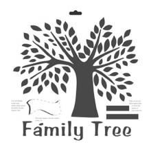 PLANTILLA FAMILY TREE