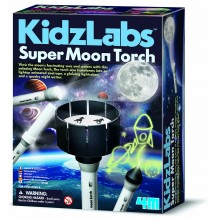 SUPER MOON TORCH - KidzLabs