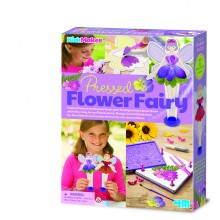 PRESSED FLOWER FAIRY - KidzMaker