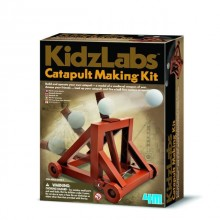 CATAPULT MAKING KIT - KidzLabs