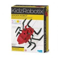 ROBOT ARAÑA - KIDZROBOTIX