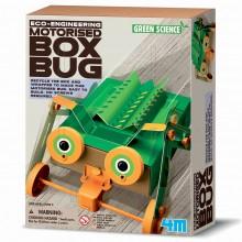 MOTORISED BOX BUG GREEN SCIENCE