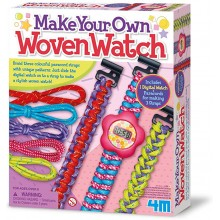 MAKE YOUR OWN WOVENWATCH