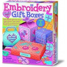 Embroidery Gift Boxes