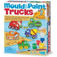 Mould & Paint Trucks