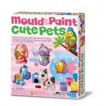 Mould & Paint Cute pets