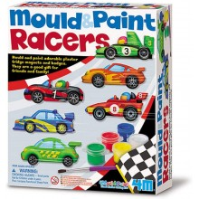 Mould & Paint Racers