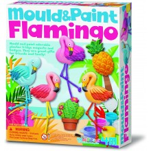 Mould & Paint Flamingos