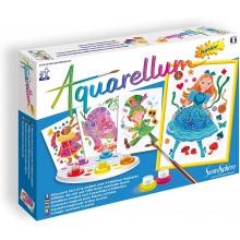Aquarellum Junior Alicia al pais de les meravelles